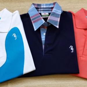 Katong polo shirts