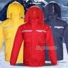 เสื้อกันฝน High grade แถบสะท้อนแสง 3M (เสื้อ+กางเกง) รหัส 01-QF