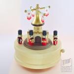 กล่องเพลง Little Soldiers ♫ Kinder Symphonie ♫ กล่องดนตรี Wooderful Life