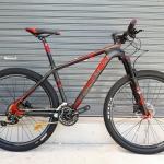 จักรยานเสือภูเขา Twitter Roubaix เฟรมคาร์บอน ซ่อนสาย โช๊คลมล็อค ดิสก์เบรคน้ำมัน Shimano ชุดขับ Shimano Deore 30 Speed