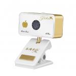 กล้องเว็บแคมฟรุ้งพริ้ง 6PLUS HD ฟรี !! อุปกรณ์จัดรายการ (ขาตั้ง,โคมไฟ)