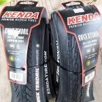 ยางนอกจักรยานเสือภูเขา Kenda รุ่น Kwick Bitumen ขอบพับ ขนาด 26X1.50 และ 26X1.75