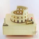 กล่องเพลง Rome Colosseum ♫ Canon In D (Intro) ♫ กล่องดนตรี Wooderful Life
