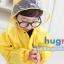 ชุดคลุมกันฝนเด็ก HUGMII By Kanphonsmile :) รหัส 12-LX thumbnail 7