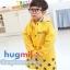 ชุดคลุมกันฝนเด็ก HUGMII By Kanphonsmile :) รหัส 12-LX thumbnail 6