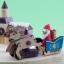 กล่องเพลง Reindeer Santa ♫ Silent Night ♫ กล่องดนตรี Wooderful Life thumbnail 6