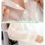 เสื้อกันฝนขาวขุ่น วัสดุ EVA 100% (เสื้อ+กางเกง) ชายหญิง รหัส 09-LX thumbnail 5
