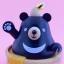 กล่องเพลง หมีน้ำผึ้ง ♫ Lover Concerto ♫ กล่องดนตรี Wooderful Life thumbnail 3