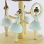 กล่องเพลง Ballet ♫ Waltz Of The Flowers ♫ กล่องดนตรี Wooderful Life thumbnail 4