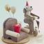 กล่องเพลง Happy Puppy ♫ The Entertainer ♫ กล่องดนตรี Wooderful Life thumbnail 7