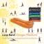 ยางยืดออกกำลังกายแบบห่วง Loop Band Orange (Medium) thumbnail 5