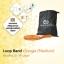 ยางยืดออกกำลังกายแบบห่วง Loop Band Orange (Medium) thumbnail 3