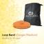 ยางยืดออกกำลังกายแบบห่วง Loop Band Orange (Medium) thumbnail 1