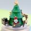 กล่องเพลงต้นคริสมาส ♫ Deck The Halls ♫ กล่องดนตรี Wooderful Life thumbnail 6
