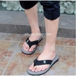 รองเท้าแตะชาย K - Swiss inspired Plush 2 สีเทา ไซส์ 40