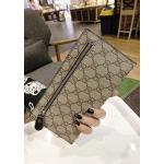 กระเป๋าสตางค์/คลัทช์ Gucci wallet สีน้ำตาล