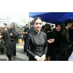 ชุดไทยจิตรลดาสีดำงานแบบแอฟ-S