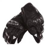 ถุงมือขี่มอเตอร์ไซค์ Dainest ข้อสั้น สีดำ ไซน์ M
