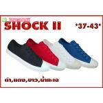 [พร้อมส่ง]รองเท้าผ้าใบ Mashare รุ่น shock