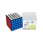 Yuxin Purple Kylin 5x5x5 Black