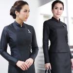 ชุดไทยบรมพิมาน(จั๊กจั่น)-3XL