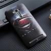 """เคส asus zenfone 2 laser 5.5 """" ze550kl TPU พิมพ์ลาย 3D SUPERMAN"""