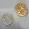 เหรียญในหลวงทรงกล้อง ฉลองสิริราชสมบัติ ครบ 60 ปี