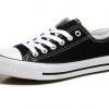 [พร้อมส่ง]รองเท้าผ้าใบแฟชั่น สีดำ รุ่น 191