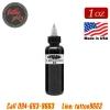 [DYNAMIC USA] หมึกสักไดนามิค หมึกสักลาย สีสักลายสีดำ อเมริกาแท้ ขวดแบ่งขายขนาด 1 ออนซ์ TATTOO INK (BLACK - 1OZ/30ML)