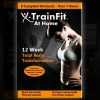 ดีวีดี ออกกำลังกาย - X-TrainFit At Home Workout - Women's Complete Fitness - 8 DVDs