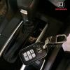กรอบ-เคส ใส่กุญแจรีโมทรถยนต์ All New Honda Accord,Civic 2016-17 Smart Key 4 ปุ่ม แบบใหม่