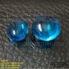 เพชรพญานาค สีฟ้า ( เป็นสีที่หายากมาก )