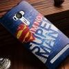 เคส asus zenfone selfie ZD551KL TPU พิมพ์ลาย 3D I'M NO SUPERMAN
