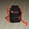 Cube Bag กระเป๋าใส่รูบิค I Love Rubik สีดำ