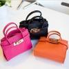 กระเป๋ามินิ แอร์เมส ดำ-แดง-ส้ม-ชมพู