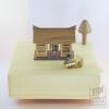 กล่องเพลง Tokyo Sensoji ♫ Minuet, Serenade ♫ กล่องดนตรี Wooderful Life