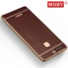 พร้อมส่ง!! สีชมพูเข้ม++เคส Huawei/P9-Moby