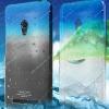 พร้อมส่ง!! เคส Asus/Zenfone5-Imak ลายหยดน้ำ 3D