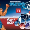 Billy Blanks Taebo T3 Total Transformation Training 4 DVDs