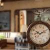 นาฬิแขวนผนัง - สไตล์วินเทจ ทรงยุโรป (ย้อนยุค) คลาสสิค (Pre)