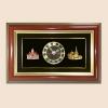 ของพรีเมี่ยม กรอบคู่นาฬิกา Set วัดไทย (ขนาด : 7 x 11 นิ้ว )