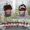 ที่ห้อยกุญแจตุ๊กตาแฟชั่น จากเกาหลี หรูหรา มีหลายแบบ