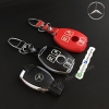 กรอบ-เคส ใส่กุญแจรีโมทรถยนต์ รุ่นเรืองแสง Mercedes Benz Smart Key