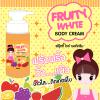 FRUITY WHITE BODY CREAM