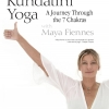 Maya Fiennes Kundalini Yoga: A Journey through the Chakras- 3 DVD Set