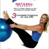 Zone Pilates Mat & Ball Workout with Liz Gillies