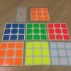 Sticker Z-Bright for MoYu WeiLong GTS