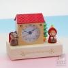 นาฬิกากล่องดนตรี หนูน้อยหมวกแดง ♫ Hansel Und Gretel ♫ ของขวัญ Wooden Gift