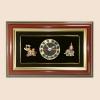 ของพรีเมี่ยม กรอบคู่นาฬิกา Set ช้าง (ขนาด : 7 x 11 นิ้ว )