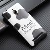 เคส asus zenfone go 5 zc500tg Asus Live TPU พิมพ์ลาย 3D COW